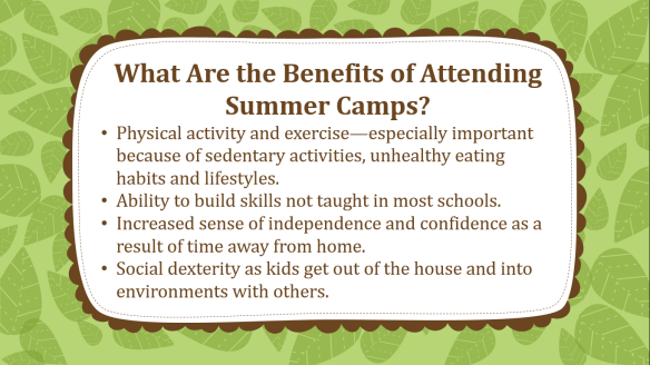 1summercampfacts